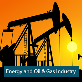 Energy & Oil & Gas Industry