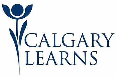 calgary learns logo blurb