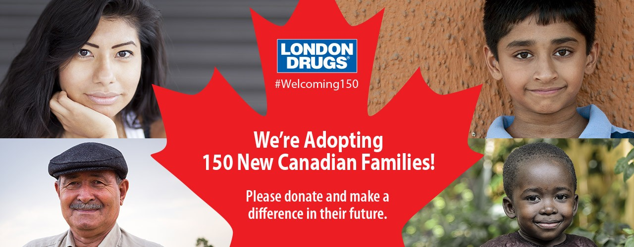Rocky View Immigrant Services and London Drugs Airdrie Partner to Support New Canadian Families in the Region